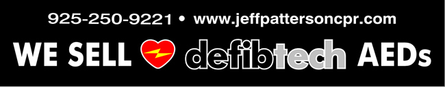 Jeff Patterson AED